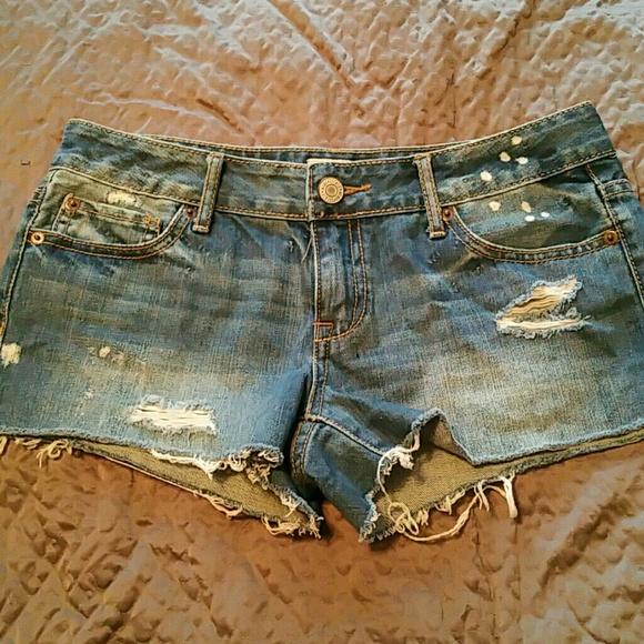 Aeropostale Pants - Aeropostale Jean shorts